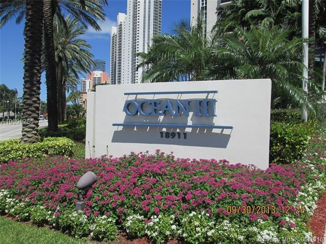 OCEAN THREE #1205 - 18911 Collins Ave #1205 Sunny Isles Beach, FL 33160