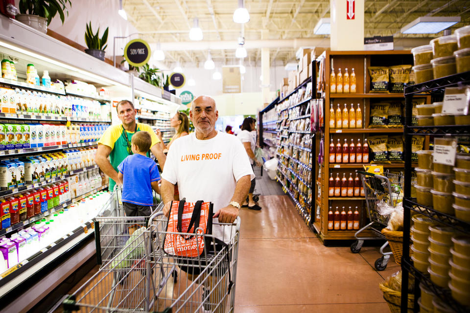 Man In Whole Foods