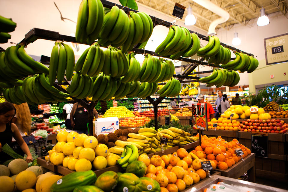 Whole Foods Fruits