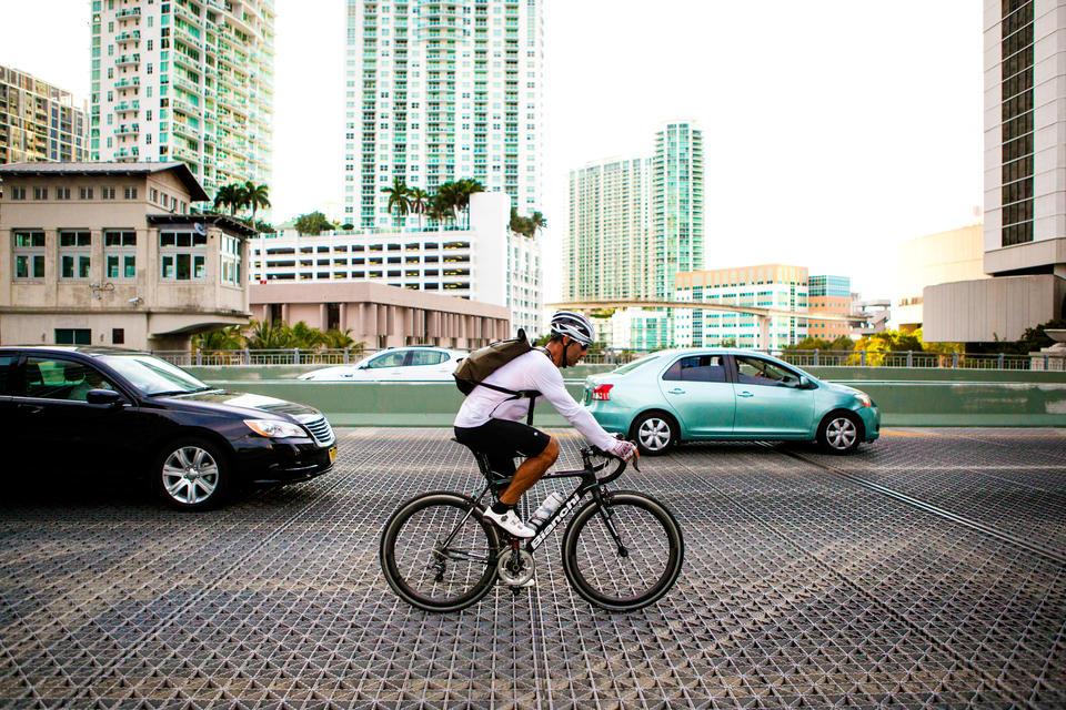 Brickell Biker