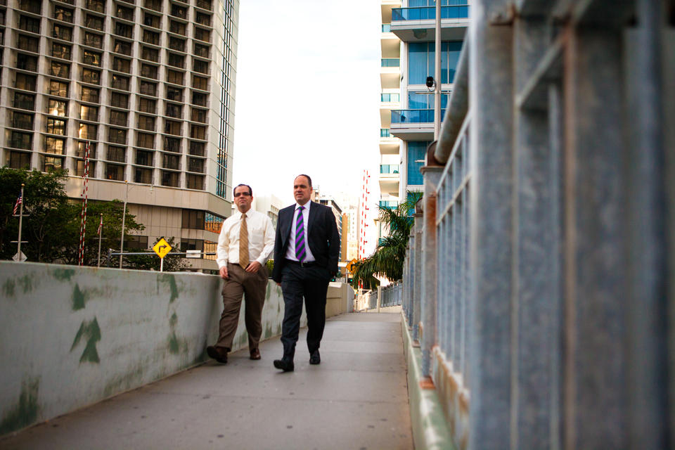 Brickell Businessmen