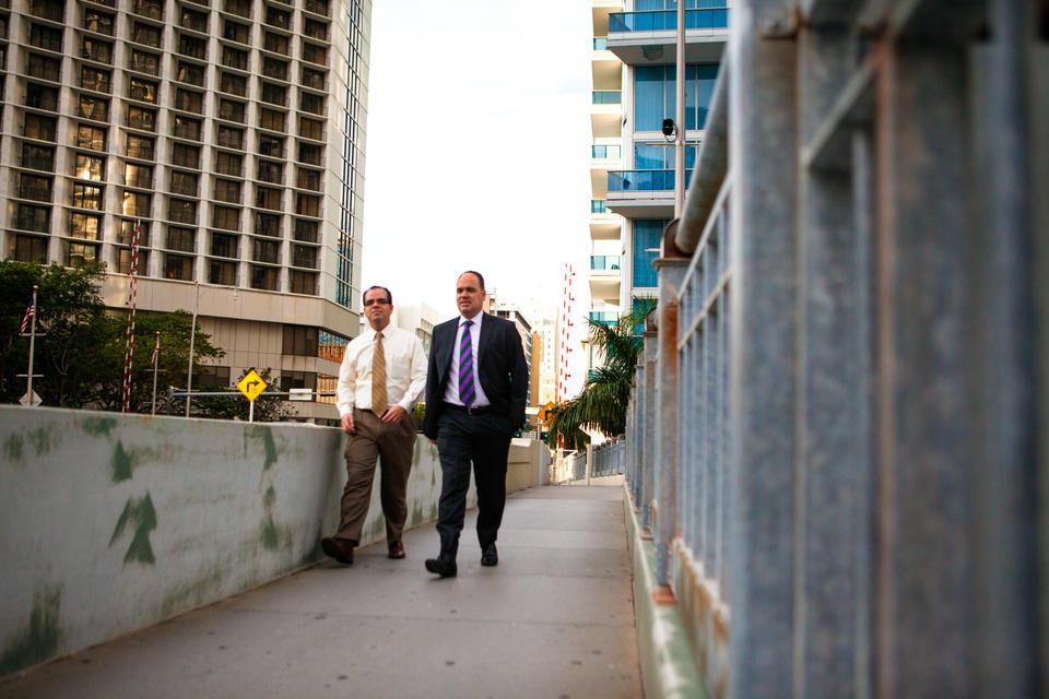 Brickell Businessmen