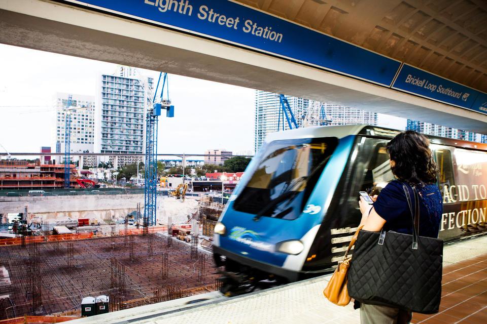 Brickell Metromover