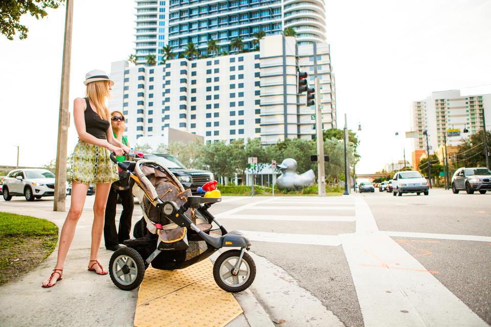 Brickell Stroller