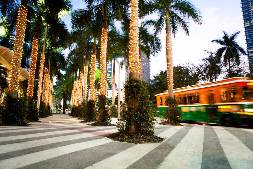 Brickell Trolley