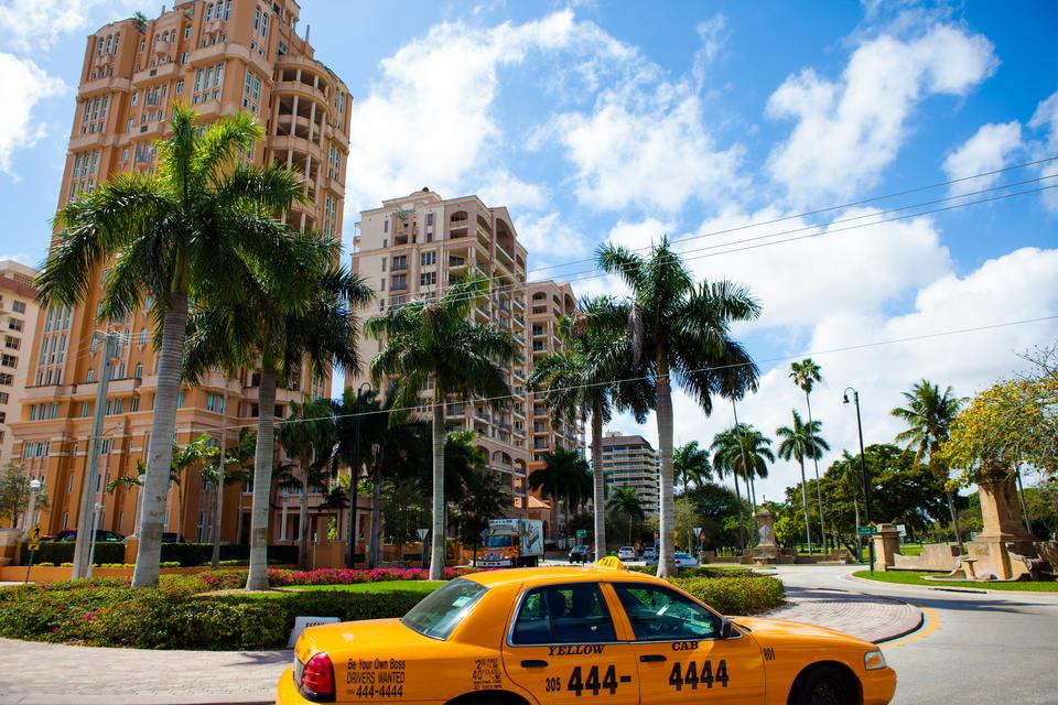 Coral Gables Taxi