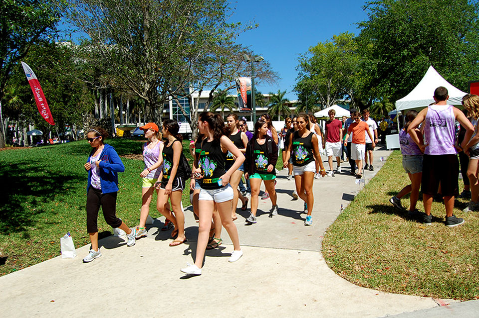 University Of Miami Students