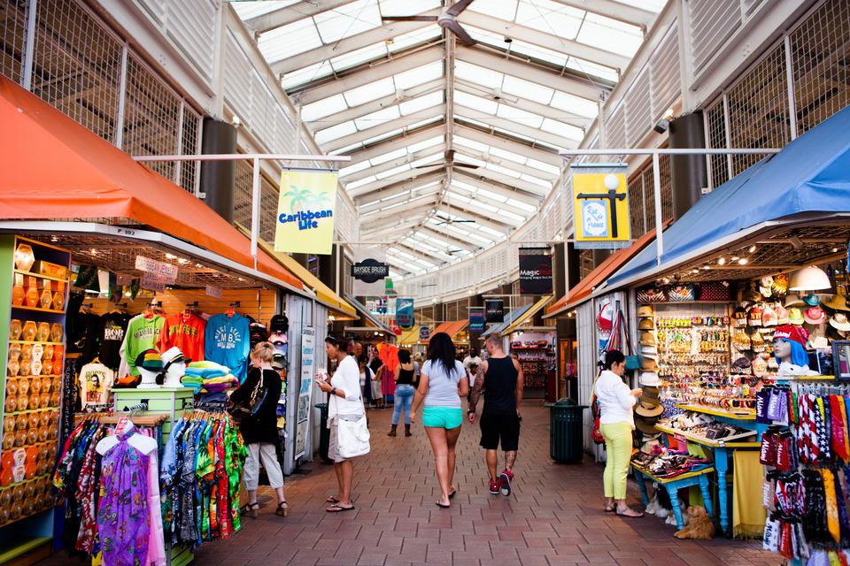 Bayside Marketplace Shopping