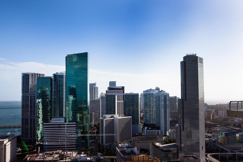 Business District Miami