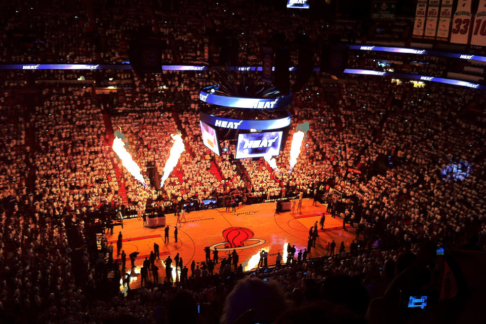 Heat Game Intro