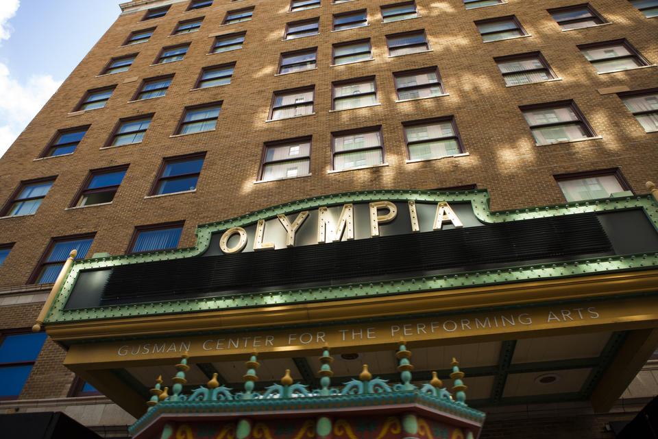Olympia Theater Miami
