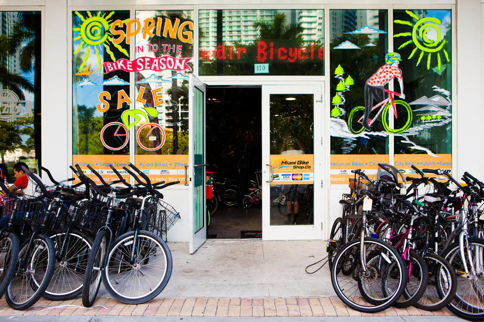 Miami Bike Shop