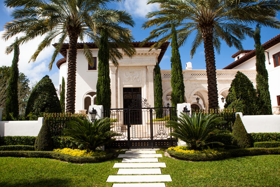 Key Biscayne Mansion