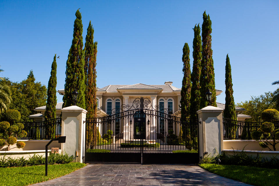 Pinecrest Gated Mansion