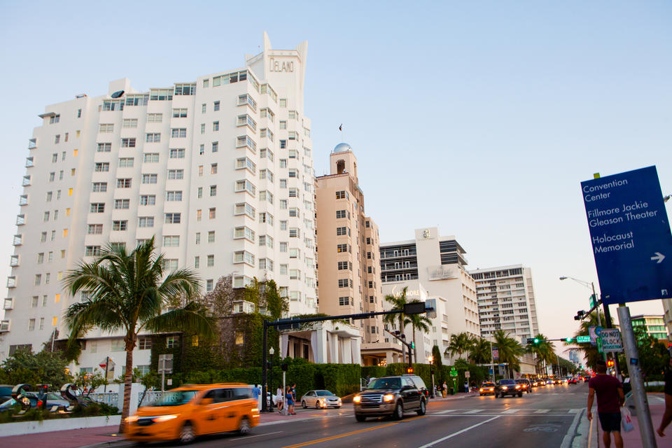 Collins Avenue Hotels